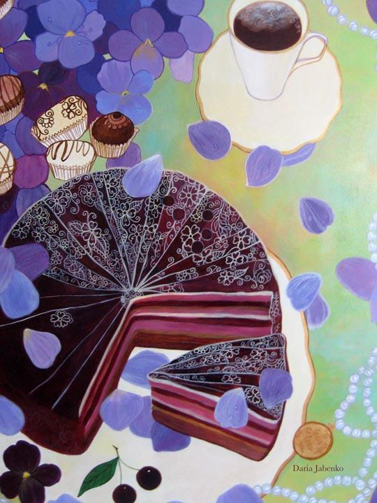 Daria Jabenko chocolate dream - 2nd Upper Gallery Pic