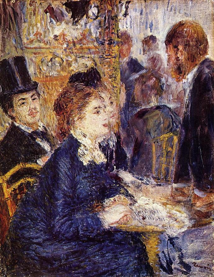 Renoir -The Cafe-