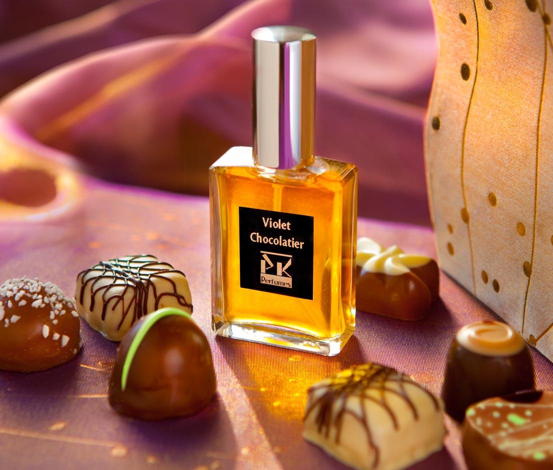 Violet Chocolatier Small