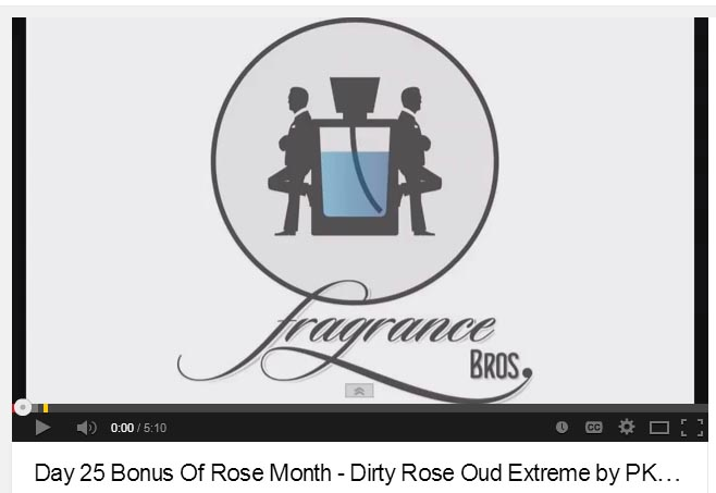 Fragrance Bros Dirty Rose Oud Extreme screenshot 1