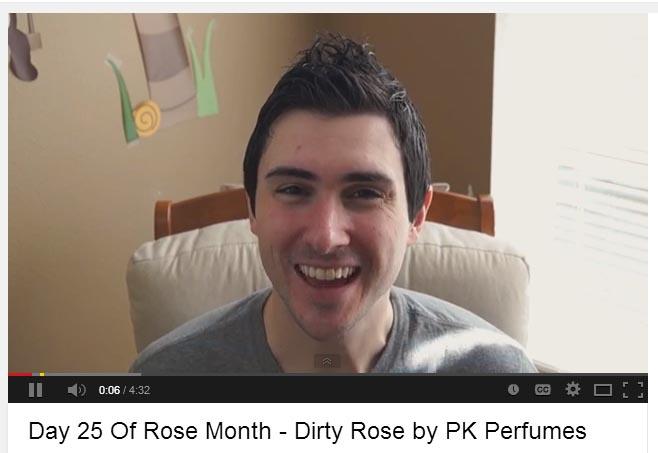 Fragrance Bros Dirty Rose screenshot