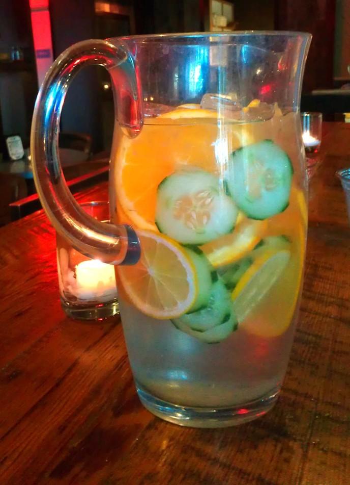 Summer Water Drink
