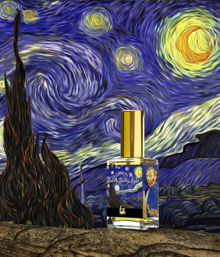 Starry Starry Night Bottle shot